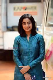 South Indian actress Namitha Pramod hairstyles