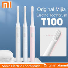 Xiaomi <b>Mijia Sonic Electric</b> Toothbrush T100 Adult Mi Tooth Brush ...