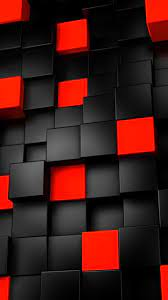 Black And Red Wallpaper Hd For Mobile ...
