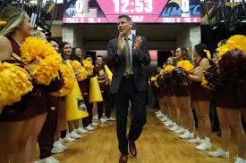Loyola coach Porter Moser - Capital Gazette