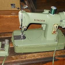1964 Singer Sewing Machine Value