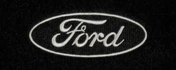black ford racing logo. get quotations logo 19711980 ford pinto luxury 4 pc car mat set cruiser color black racing e