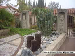 Small Picture Mexican Gardens in California a Cultural Manifestation