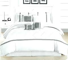 all white bed set white bedding black and twin comforter plain set silver bed sets all grey striped comfort white comforters full size grey and comforter