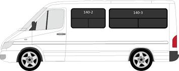 sprinter van conversion windows motionwindows com 118 wheel base