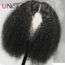 <b>Kinky</b>-<b>Curly Lace</b> Front Wigs for sale | eBay