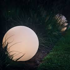 Outdoor lighting balls Glowing Dhgate Round 30 Remote Led Garden Ball Light Multifunction Multicolour