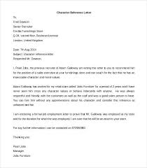 References Template Free Free References Letter Work Reference For Landlord Employee
