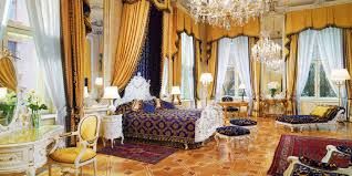 The Royal Suite at Hotel Imperial, Krntner Ring 16, 1015 Vienna.