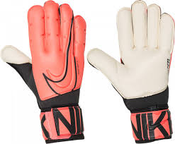 <b>Перчатки вратарские Nike</b> Goalkeeper <b>Vapor</b> Grip3 красный цвет ...