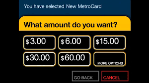 Metrocard Vending Machine Locations Extraordinary MoMA Talk To Me MetroCard Vending Machine