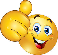 Image result for thumbs up clipart