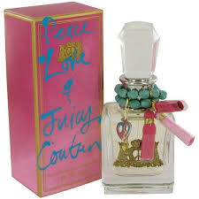 Perfume <b>Juicy Couture Peace Love</b> and Juicy Couture perfume ...