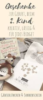 Die Besten Babygeschenke Fürs 2 Kind Kreativ Lässig Für Jedes