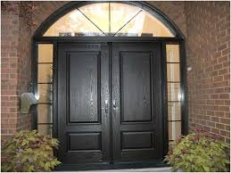 double front doors with transom a guide on wood grain fiberglass entry doors image collections