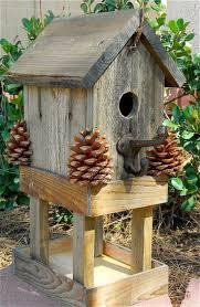 Rustic Birdhouses 229 Best Birdhouses Images On Pinterest