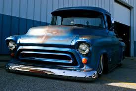 patina'd and slammed '57 Chevy truck | Hot Trucks | Pinterest | 57 ...