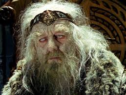 In Tolkienverse, how did Grima Wormtongue control Theoden just by talking  to him? Did he use potions, sorcery, spells, etc.? - Quora