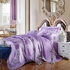 cotton luxury embroidery tencel satin