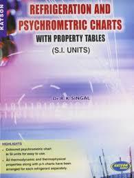 refrigeration and psychrometric charts