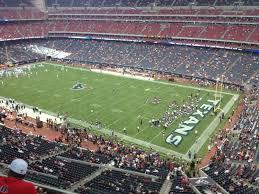 Texans Game Seating Chart Nrg Stadium Section 502 Row J Seat 21 Houston Texans