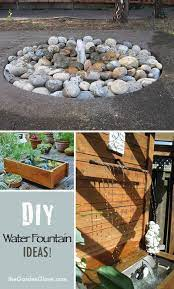 17 classic outdoor water fountain ideas