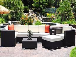 nice grey seat modern outdoor accessories that can be applied on