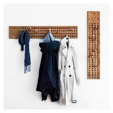 Vertical Coat Rack Best Danish Vertical Coat Rack Cribbage Board Design