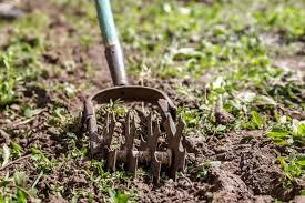 garden tiller