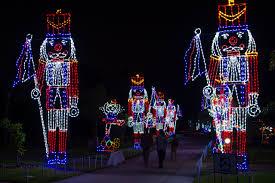 Christmas Light Rental Houston Houston Holiday Light Displays