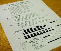 What Should Your Objective Be On Your Resume Ask LH What Should I Exclude From My Resume Lifehacker Australia 87