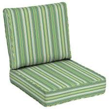 24 x 24 outdoor lounge chair cushion in sunbrella foster surfside