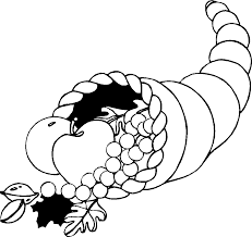 Thanksgiving Feeling Stuffed Coloring Page Free