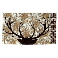 deer area rug home depot red rugs 5x7 ab