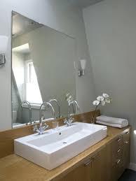 frameless bathroom vanity mirrors. Fresh Frameless Bathroom Mirrors Or Vanity Mirror 48 Wall Decorative E