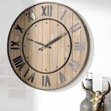 office large size floor clocks wayfair. northrop wine barrel 24 office large size floor clocks wayfair