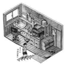 建築イラスト At 車掌少年の小部屋 By 津城野 葉太
