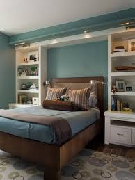 small master bedroom ideas. White Wall Bookcase And Wood Beds Furniture In Modern Master Bedroom Interior Decorating Design Ideas Small