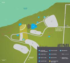 Artpark Venue Info Park Map Western New Yorks Premier