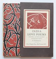 love poems selected and an essay on w in by love poems selected and an essay on w in by tambimuttu wood engravings