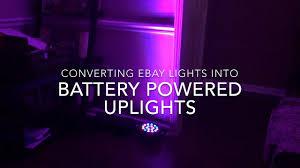 battery powered ebay led uplight battery powered uplights a23