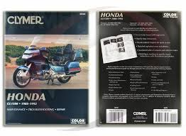 clymer honda gl1500 1988 1992 pdf books to online for product details honda gl1500 gold wing 1988 1992 includes color wiring diagrams