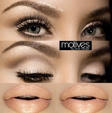 neutral glam makeup tutorial with vegas nay and motives cosmetics