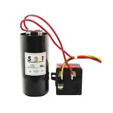 goodman low ambient kit. hard start capacitor for condensers and heat pumps (3.5 ton - 5 ton) goodman low ambient kit