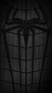 Wallpaper Android Black Spiderman