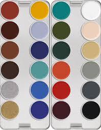 supracolor palette 24 colors
