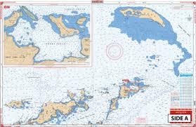 Bvi Navigation Charts British Virgin Islands Just Updated Nautical Chart