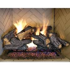 fake fire for fireplace diy