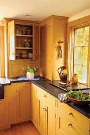 Yellow Kitchen Countertops The Best Countertop Choices For Old House Kitchens Old House