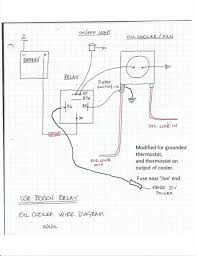 Diagram electric radiator faniring how to properly install an cooling relay auto fan wiring